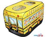 Игровая палатка Darvish Школьный автобус (50 шаров) DV-T-1682