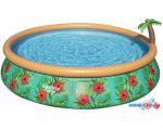 Надувной бассейн Bestway Fast Set 57416 (457х84)