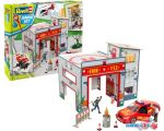 3Д-пазл Revell 00850 Набор Пожарная станция