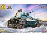 Сборная модель Моделист Советский танк КВ-1 307240 цена
