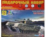 Сборная модель Моделист Черчилль, серия: танки ленд-лиза 1/72 ПН307243