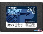 SSD Patriot Burst Elite 240GB PBE240GS25SSDR в рассрочку