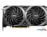 Видеокарта MSI GeForce RTX 3060 Ventus 2X 12G OC