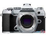 Беззеркальный фотоаппарат Olympus OM-D E-M5 Mark III Body (серебристый)
