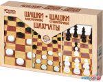 Шахматы/шашки Десятое королевство 03873