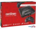 Игровая приставка Retro Genesis Remix (300 игр 16 bit + 300 игр 8 bit)