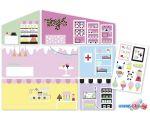 Аксессуары для кукольного домика Lundby Обои Магазин LB-60500600