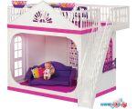 Кукольный домик Огонек Зефир C-1404