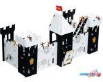 Кукольный домик Krasatoys Крепость Артур 000276 (белый/черный) цена