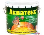 Пропитка Акватекс Пропитка на алкидной основе (рябина, 3 л)