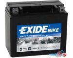 Мотоциклетный аккумулятор Exide AGM12-10 (10 А·ч)