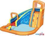Надувной бассейн Bestway Turbo Splash Water Zone 53301 (365х320х270)