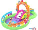 Надувной бассейн Bestway Музыкальный 53117 (295х190х137)