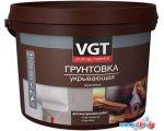 Водно-диспрессионная грунтовка VGT ВД-АК-0301 для внутренних работ укрывающая (3 кг)
