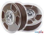 Расходные материалы для 3D-печати U3Print GF PLA 1.75 мм 1000 г (коричневый)