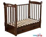 Классическая детская кроватка Красная звезда Артём С 579