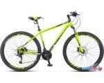 Велосипед Stels Navigator 910 D 29 V010 р.16.5 2020 (зеленый/черный)
