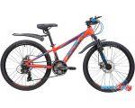 Велосипед Novatrack Extreme 24 (оранжевый, 2019)