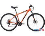 Велосипед Foxx Atlantic 29 D р.18 2021 (оранжевый)
