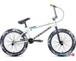 Велосипед Forward Zigzag 20 2021 (белый)