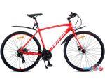 Велосипед Racer Alpina Man 1.0 2021 (красный)