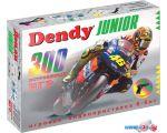Игровая приставка Dendy Dendy Junior (300 игр + световой пистолет)