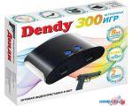 Игровая приставка Dendy Drive (300 игр + световой пистолет)