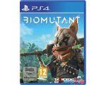 Игра для приставки Biomutant для PlayStation 4
