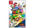 Игра для приставки Super Mario 3D World + Bowsers Fury для Nintendo Switch