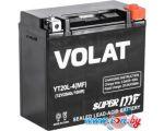 Мотоциклетный аккумулятор VOLAT YT20L-4 (20 А·ч)