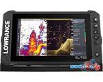 Эхолот Lowrance Elite FS 9 Active Imaging 3-in-1