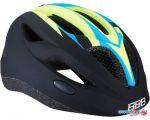 Cпортивный шлем BBB Cycling Hero BHE-48 M (матовый черный/неоновый желтый)