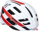 Cпортивный шлем STG HB3-8-B M (белый/красный)