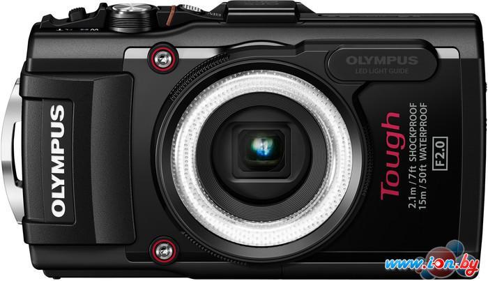 Фотоаппарат Olympus TG-3 (черный) в Могилёве