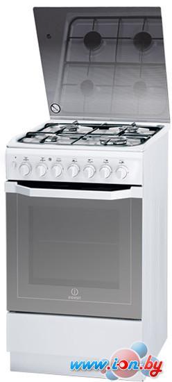 Кухонная плита Indesit I5G52G(W)/RU в Могилёве
