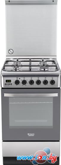 Кухонная плита Hotpoint-Ariston H5G56F (X) RU в Могилёве