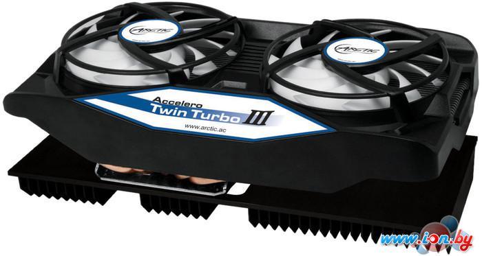 Кулер для видеокарты Arctic Cooling Accelero Twin Turbo III (DCACO-V820001-GBA01) в Могилёве