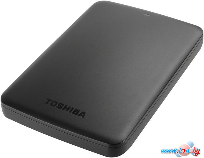 Внешний жесткий диск Toshiba Canvio Basics 1TB Black (HDTB310EK3AA) в Могилёве