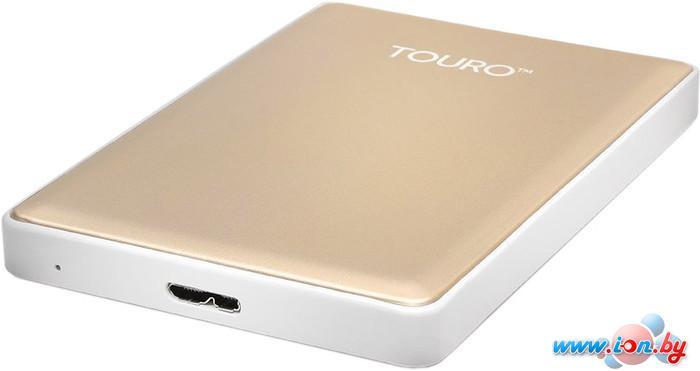 Внешний жесткий диск Hitachi Touro S 1TB Gold (HTOSEA10001BGB) в Могилёве