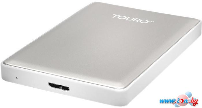 Внешний жесткий диск Hitachi Touro S 500GB Silver (HTOSEC5001BDB) в Могилёве