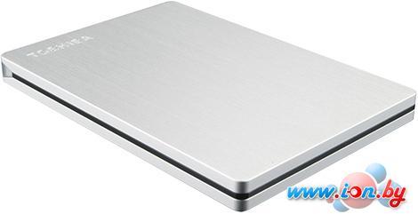 Внешний жесткий диск Toshiba Stor.E Slim Silver 1TB (HDTD210ES3EA) в Могилёве