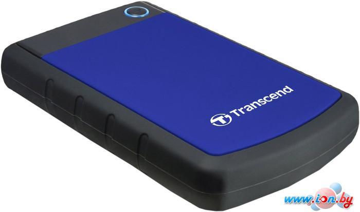 Внешний жесткий диск Transcend StoreJet 25H3B 2TB (TS2TSJ25H3B) в Могилёве