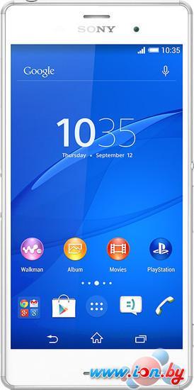 Смартфон Sony Xperia Z3 White в Могилёве
