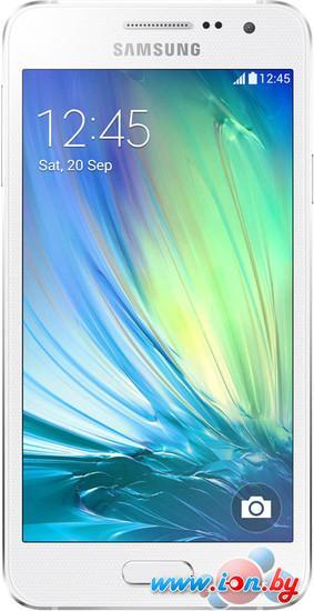 Смартфон Samsung Galaxy A3 Pearl White (A300F/DS) в Могилёве