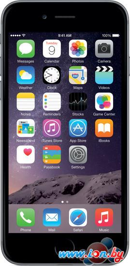 Смартфон Apple iPhone 6 Plus 16GB Space Gray в Могилёве