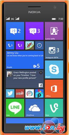 Смартфон Nokia Lumia 730 Dual SIM Orange в Могилёве