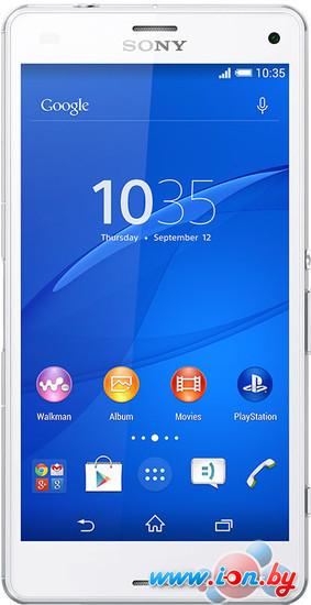 Смартфон Sony Xperia Z3 Compact White в Могилёве