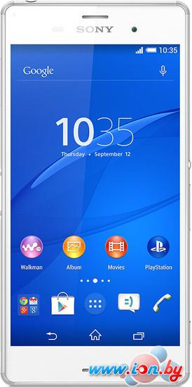 Смартфон Sony Xperia Z3 Dual White в Могилёве