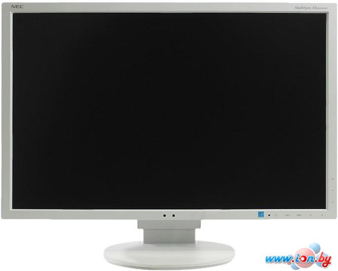 Монитор NEC MultiSync EA244WMi White/White в Могилёве