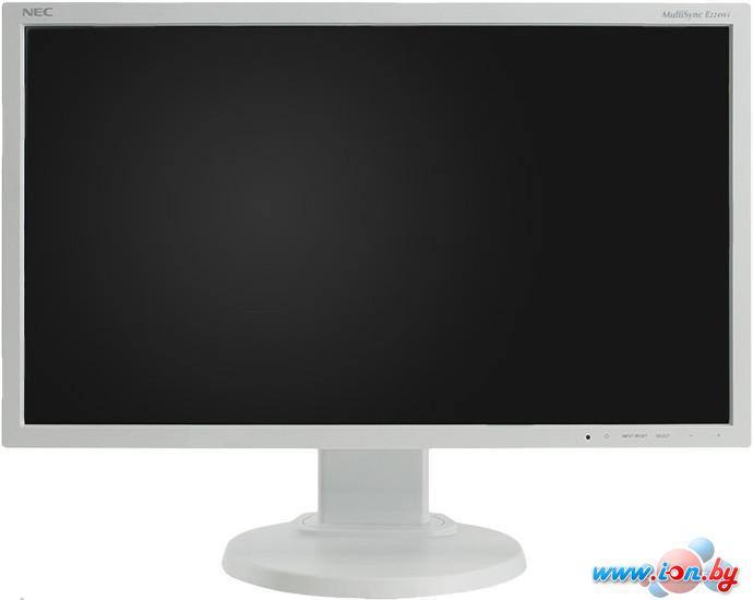 Монитор NEC MultiSync E224Wi White/White в Могилёве